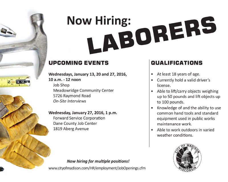 city-of-madison-hiring-laborers