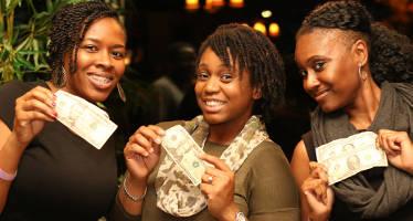 BGGM founders Matiya Hill, Jasmine Zapata, and Angela Fitzgerald. Photo credit: Brown Girl, Green Money.