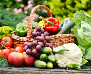 When it comes to eating healthy, produce packs a nutritional punch.