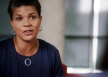 """Michelle Alexander, author of """"The New Jim Crow,"""" talks about the effects of mass incarceration in """"The 13th."""" (Netflix)"""