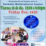 Catholic Multicultural Center Hosts 5th Annual Radiothon
