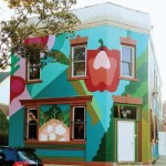 "Victory Garden Initiative Unveils ""Mother Earth"" Mural"
