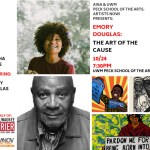 Artists Now! Guest Lecture Series: Emory Douglas on Oct 24