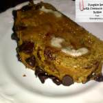 Pumpkin Bread with Cinnamon Vanilla Butter…