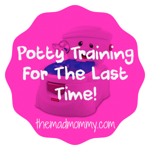 Potty Training For The Last Time
