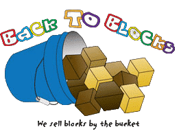 Back To Blocks logo