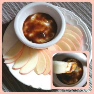 {Almost} Wordless Wednesday with Apples!