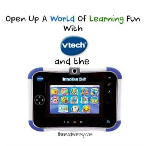 Open Up A World Of Learning Fun With VTech!