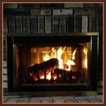 {Almost} Wordless Wednesday: Warm and Cozy!