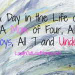A Day In The Life of the LaughOutLoudMommy!