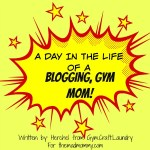 A Day In The Life Of A Gym Mama!