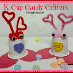 K-Cup Candy Critters!