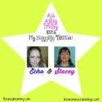 Ask Away Friday with My Blogging Twinsie!