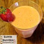 The Sunrise Smoothie