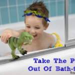 Taking The Pain Out Of Bath-time!