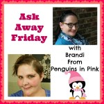 Ask Away Friday with Penguins in Pink