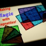 Making Magic with Magnatiles!