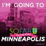 I Am Heading To SoFabU On The Road In Minneapolis!