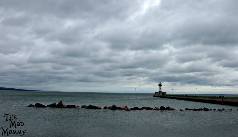 Tranquility on Lake Superior in Duluth