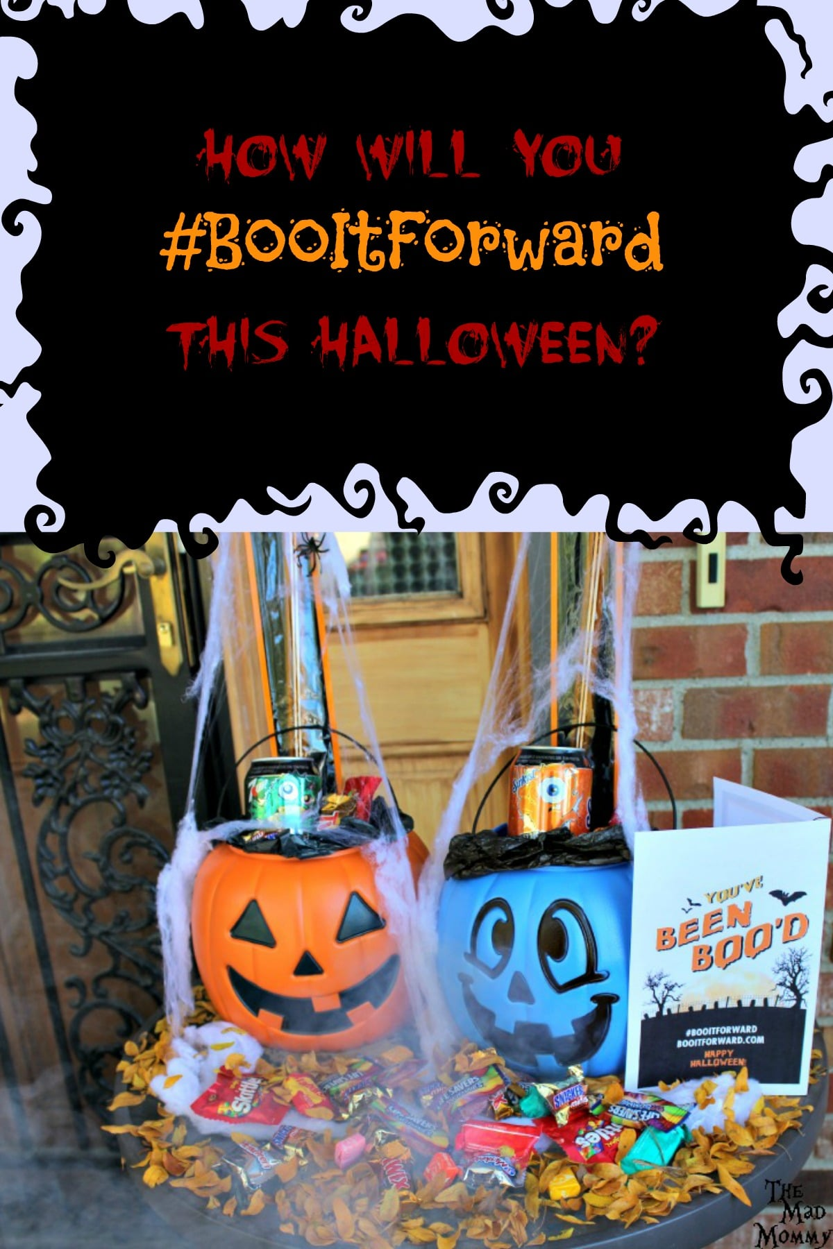 how will you booitforward this halloween come find out how we did