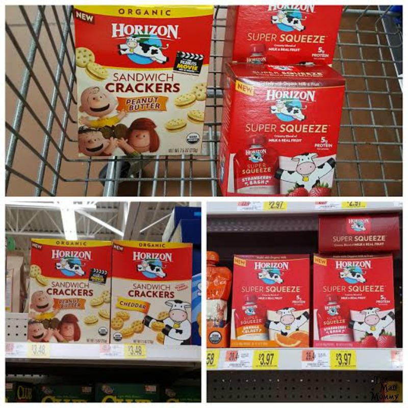 The new #HorizonLunch options are available at Walmart! #ad #CollectiveBias