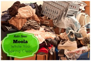 Make Some Moola While You Spring Clean