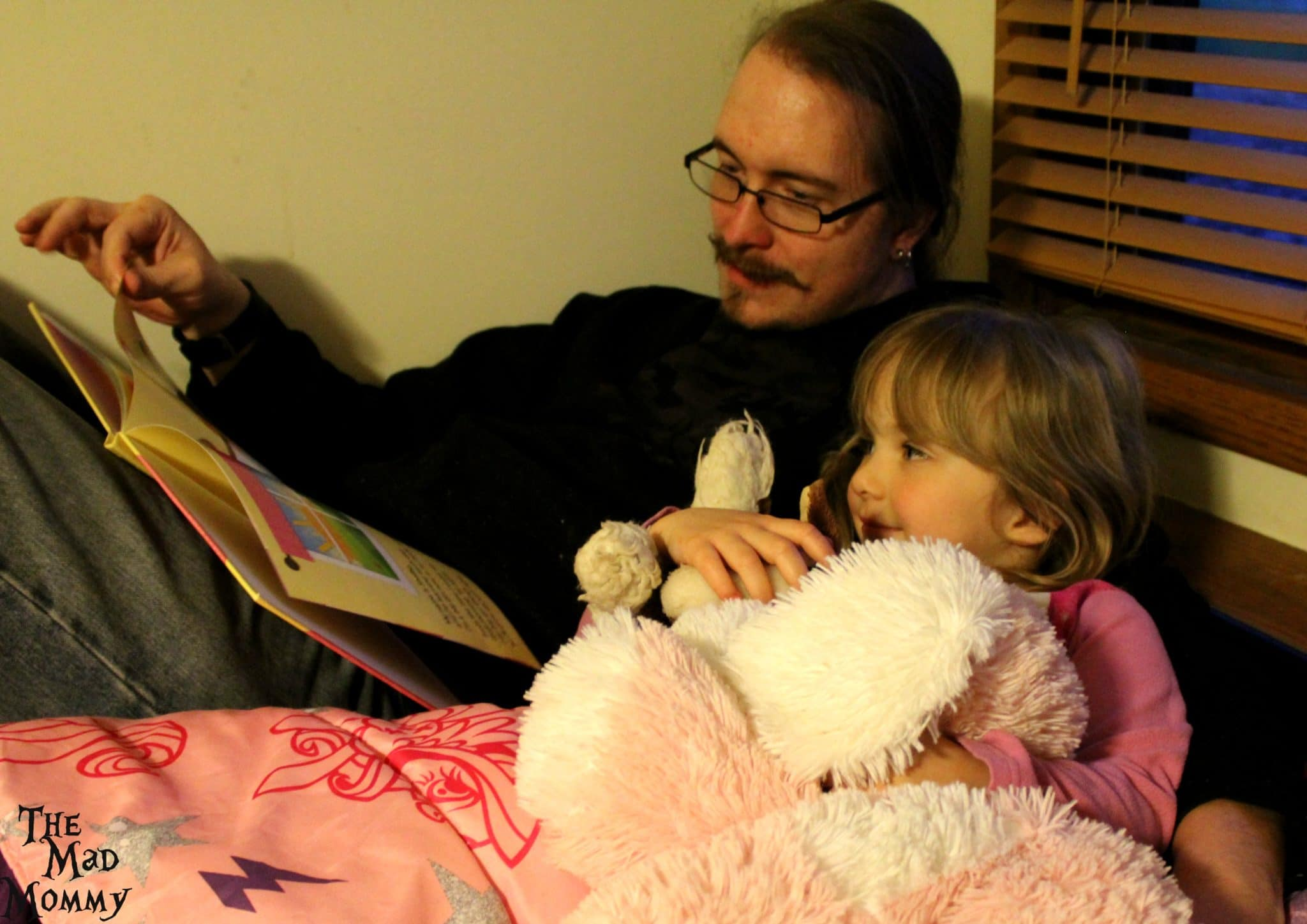 GoodNites and a bedtime story lead to great mornings! #RestEasySolutions #CollectiveBias #ad