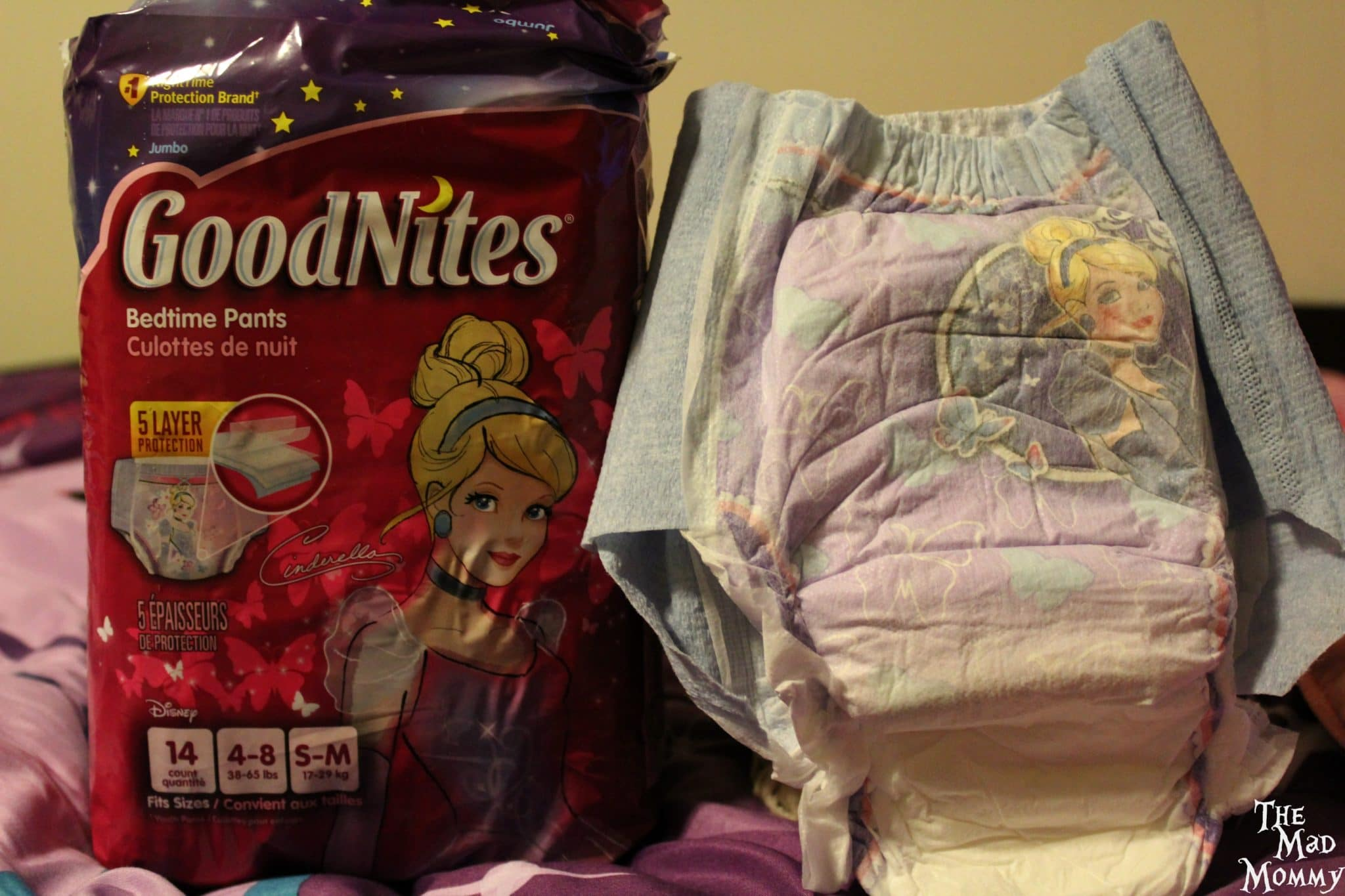 GoodNites Bedtime Pants feel and look more like real underwear and are made for children 4 and older. #RestEasySolutions #CollectiveBias #ad