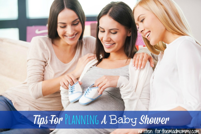 If you are planning a baby shower for a friend or family member, it can seem a little daunting. There seems to be so much to do! Take a deep breath and look at these great tips for planning a baby shower!