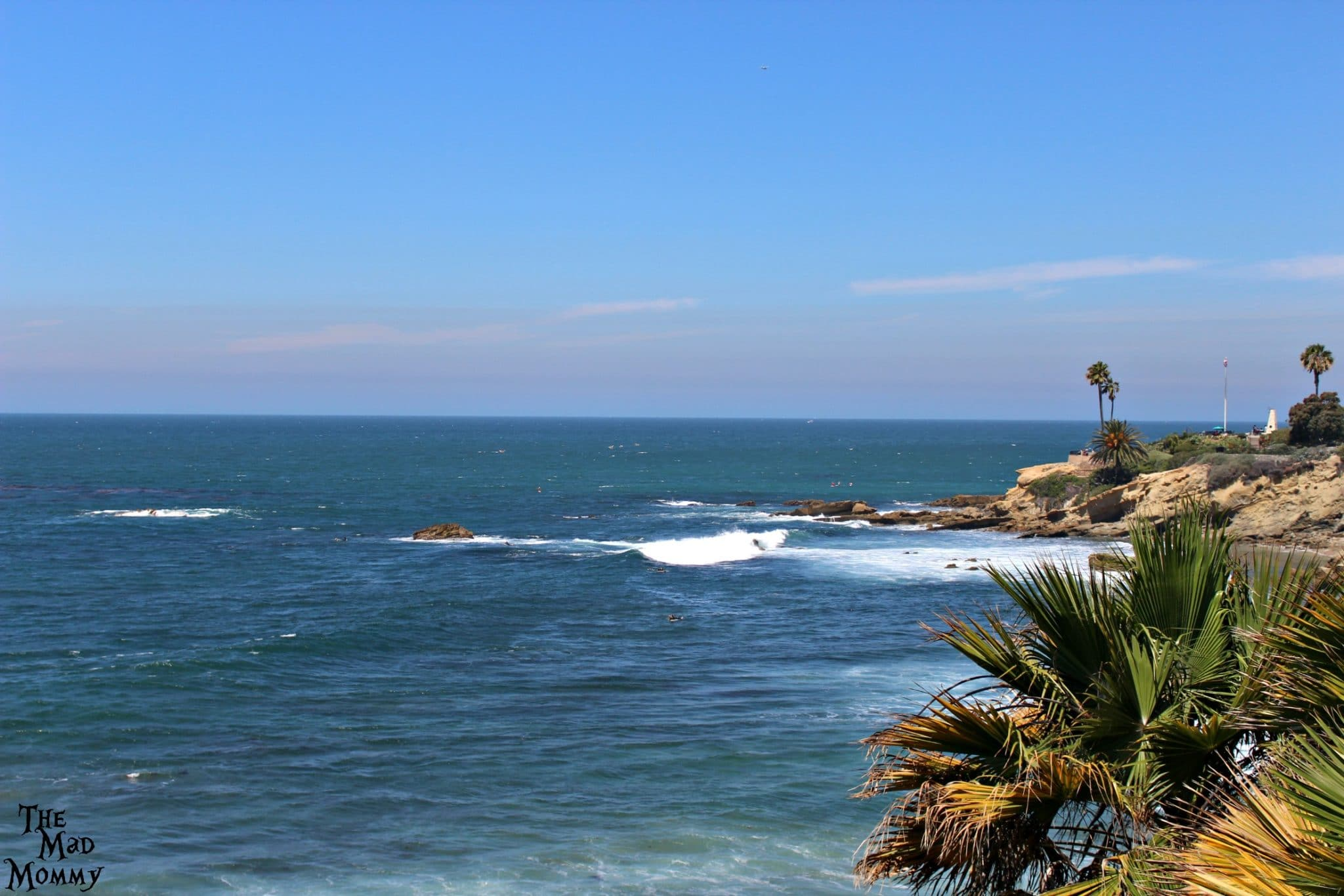 Welcome to Laguna Beach off of the Pacific Coast Highway!