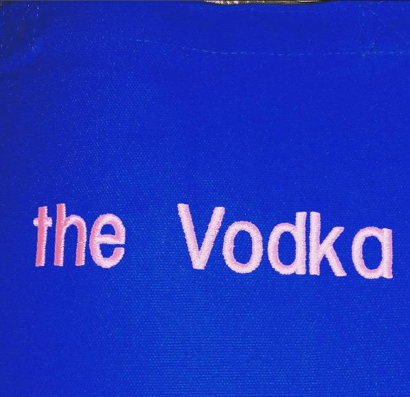 the Vodka