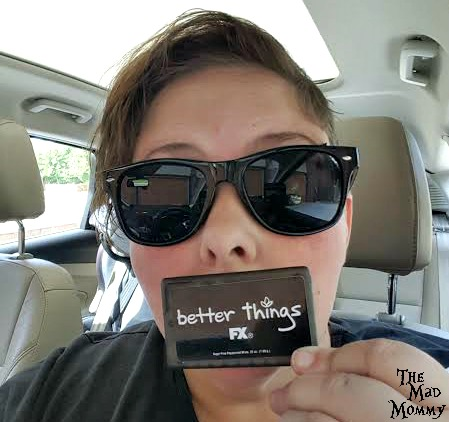 There are always #BetterThings than being a perfect parent. #ad