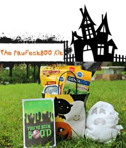 The PAWfect BOO Kit!
