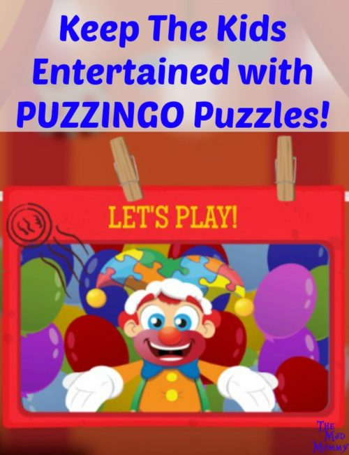 Are you looking for a great new app to keep the kids busy, I mean entertained and educated, during these upcoming holiday breaks? Well, then you should check out Puzzingo Puzzles For Kids!