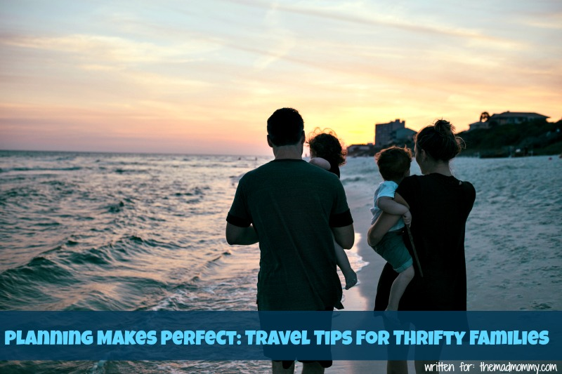 Planning a family getaway, but don't want to overspend? Check out these awesome travel tips for thrifty families!