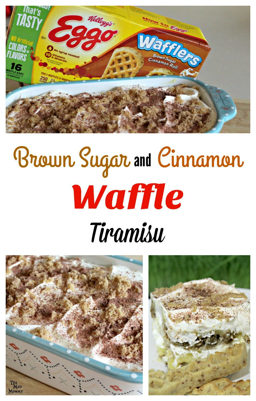 We eat Eggo Waffles, straight out of the toaster, for breakfast quite often, but I wanted to see if there was another way to use them. After thinking about it, while sipping my morning coffee, it hit me: Eggo Waffle Tiramisu! #LeggoMyEggo #HearTheNews #ad