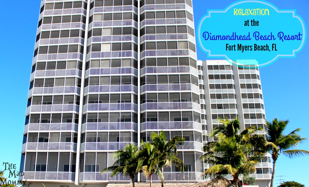 We stayed at the AMAZING Diamondhead Beach Resort in Fort Myers Beach! It is, literally, on the beach! It is an awesome place to stay and I am going to show you why!