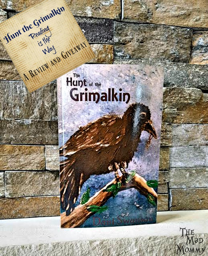 The Hunt Of The Grimalkin is a story full of fantasy, finding yourself and a touch of magic too! It's a great book for pre-teens, teens, young adults and adults!