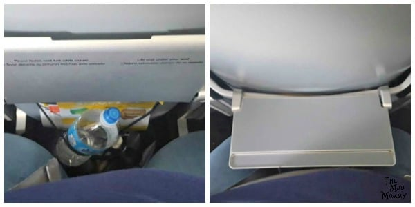 Legroom and tray table on #SpiritAirlines. #MoreGo #Sponsored