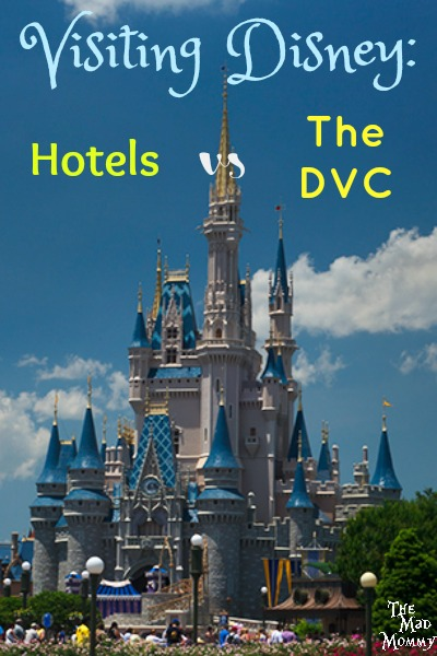 I have been researching Disney and trying to figure out the best way for my family and I to get the most out of our Disney stay. Do we stay at a hotel? Do we rent a house? or Do we invest in a timeshare, like The Disney Vacation Club?