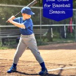 Prepping Your Child for Baseball Season