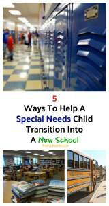 I have been preparing my son for his transition and I am going to show you 5 ways to help a special needs child transition into a new school.