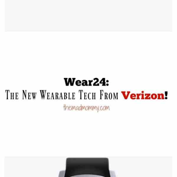 Would You Wear The Wear24 Smartwatch From Verizon?