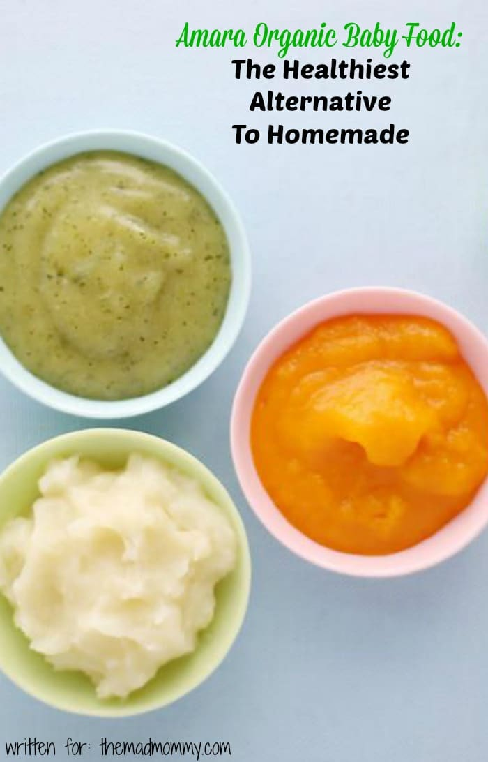 You can make homemade baby food when your child is old enough to eat baby food.  The ideal baby food is just raw fruits or vegetables mixed in the blender with breast milk or infant formula.