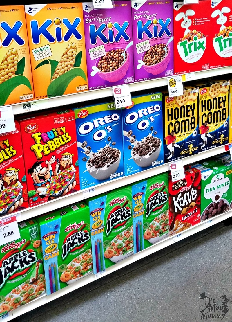 I was super excited when I hit up my local HyVee and found out that Oreo O's were back! #AD #BestCerealEver