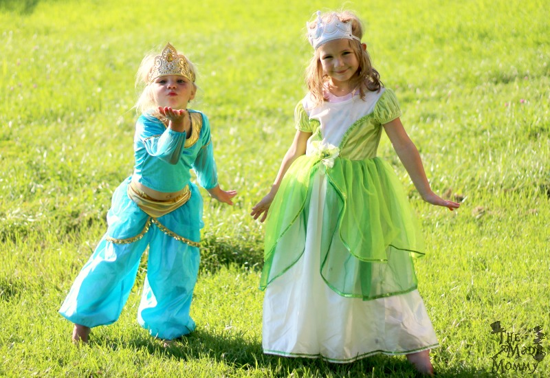 Silly little princesses!