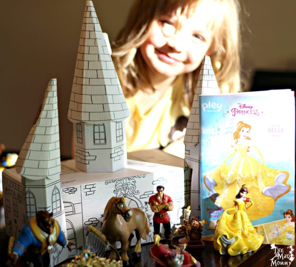 The Disney Princess Subscription Box from PLEY.com!