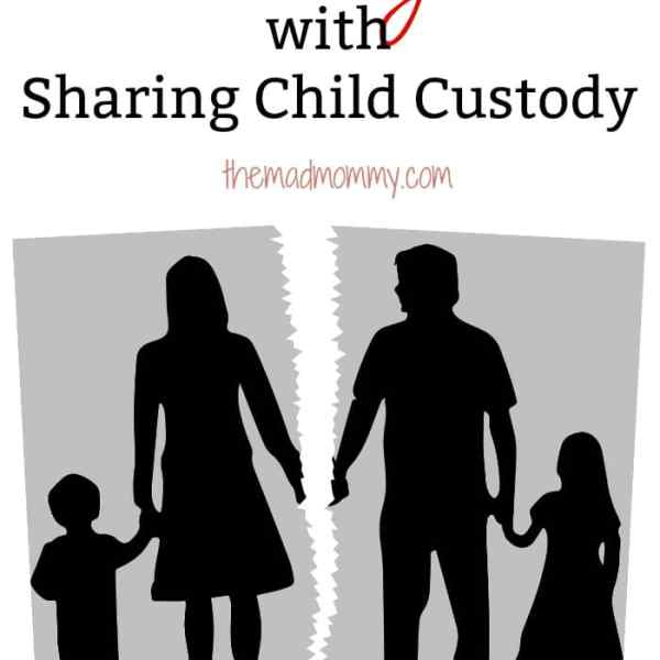 Challenges with Sharing Child Custody