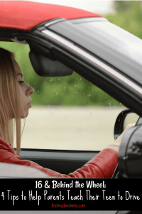 4 Tips to Help Parents Teach Their Teen How to Drive