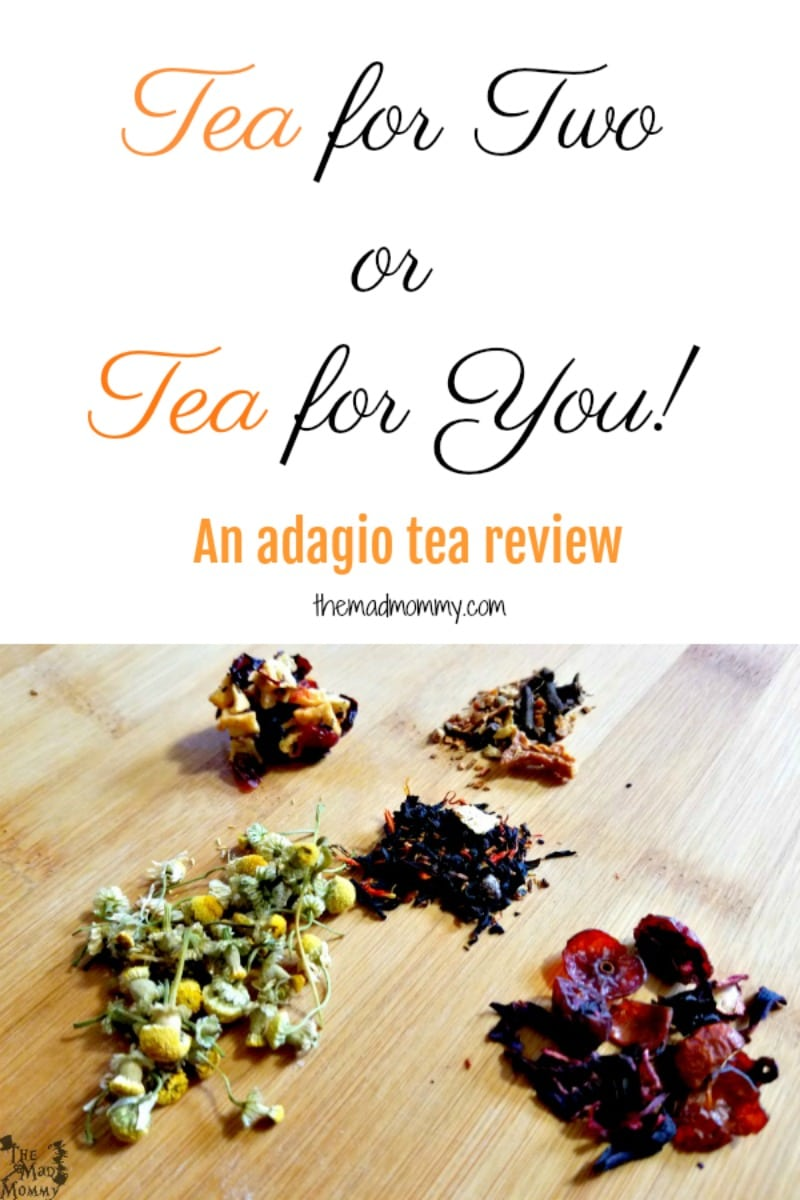 I was excited when Adagio Tea asked me if I would like to try and possibly review some of their products, so I jumped on the chance to provide you guys with an Adagio Tea Review!